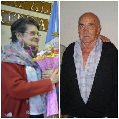 EL HOMENAJE A PAPA Y MAMA