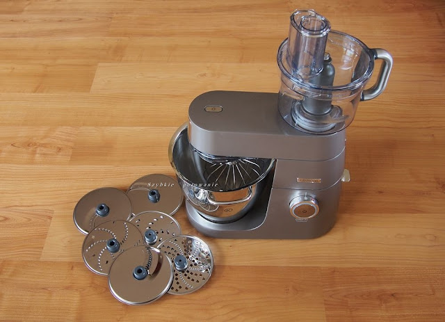 Kenwood chef xl titanium malakser