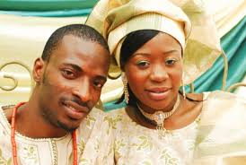 Singer 9ice and ex-wife Toni