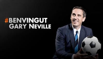 valencia gary neville entrenador liga bbva