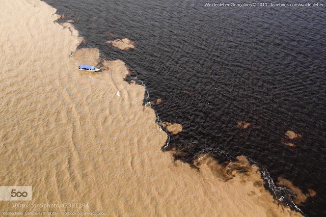 Excursiones desde Manaos al Encontro das Aguas