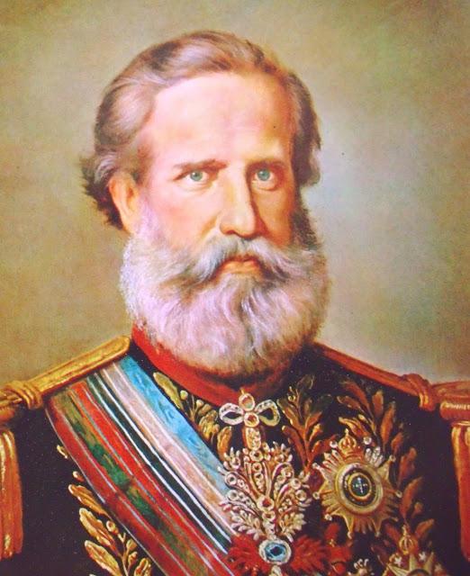 Resultado de imagem para imperador d. pedro ii do brasil