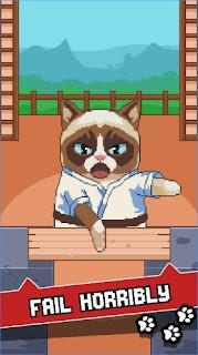 Download Grumpy Cat's Worst Game Ever Apk