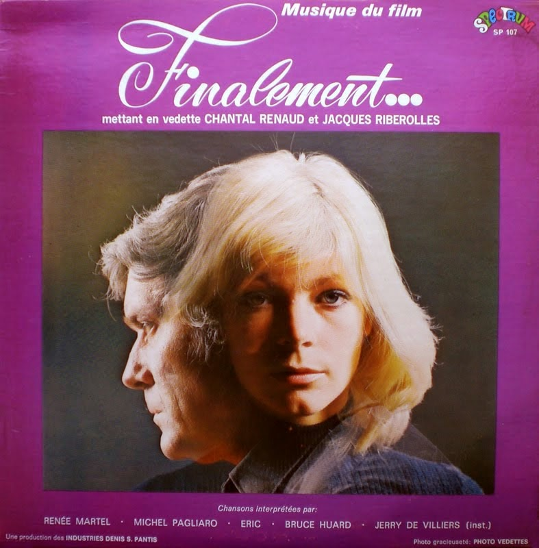 Finalement soundtrack LP