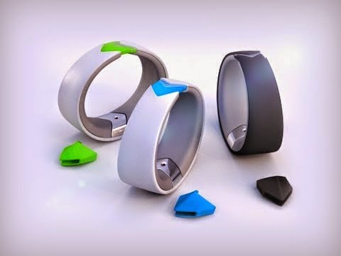 Wireless Disposable Wristband