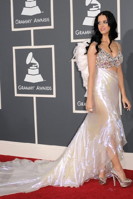 Katy Perry GRAMMY Awards 2011