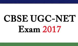 CBSE UGC NET Online Application Form 2017