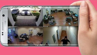 Cara Menjadikan HP Android Sebagai CCTV / Kamera Pengintai