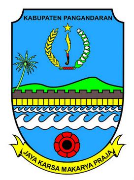 logo lambang cpns kab Kabupaten Pangandaran