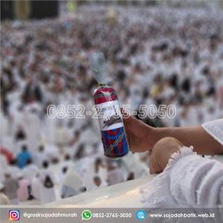 sajadah oleh oleh haji, grosir sajadah murah, 0852-2765-5050