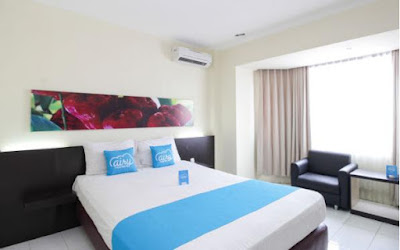 Booking via Airy Rooms