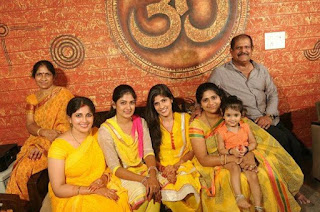 Yagna Shetty Family Husband Parents children's Marriage Photos
