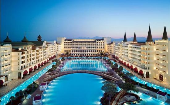 Teuerste Hotel