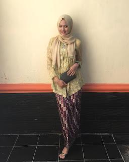 Model Kebaya Brokat Kartini