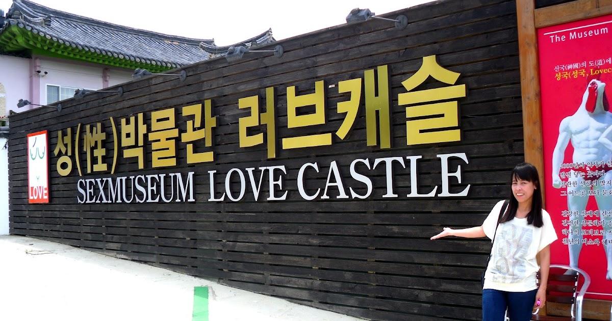 Asiancouplediary Life In Korea Sexmuseum Love Castle -6785