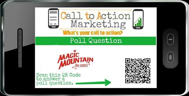 Photo of Magic Mountain QR Code