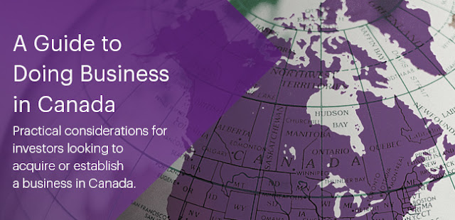 4 reasons to start your business in Canada today.