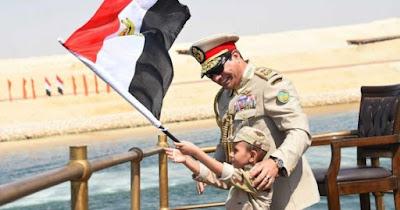عاجل السيسي يطالب بإنجاز المشروعات بمنطقة قناة السويس