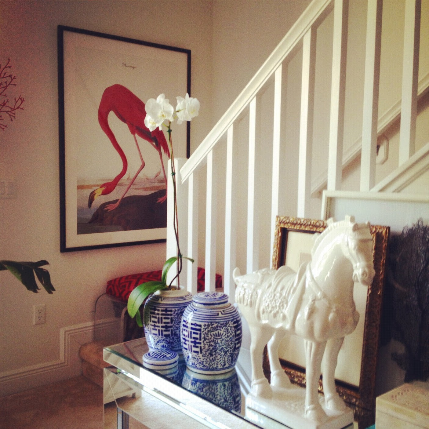 Luxe Report: Luxe Decor: Flamingos