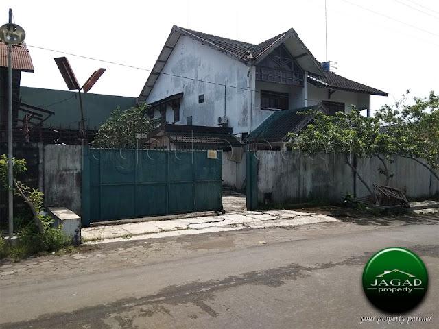 Tanah Bonus Bangunan jalan Raya Solo - Jogja