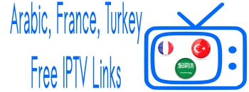 Turkey TRT France Arab OSN BeIN Sports IPTV