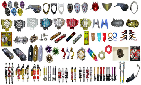 Daftar aksesoris motor matic honda murah variasi motor matic termurah thecheapjerseys Gallery