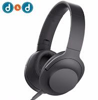 D&D Extra Bass Stereo Headphones