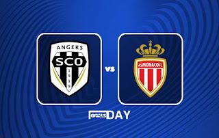 Angers vs Monaco – Highlights