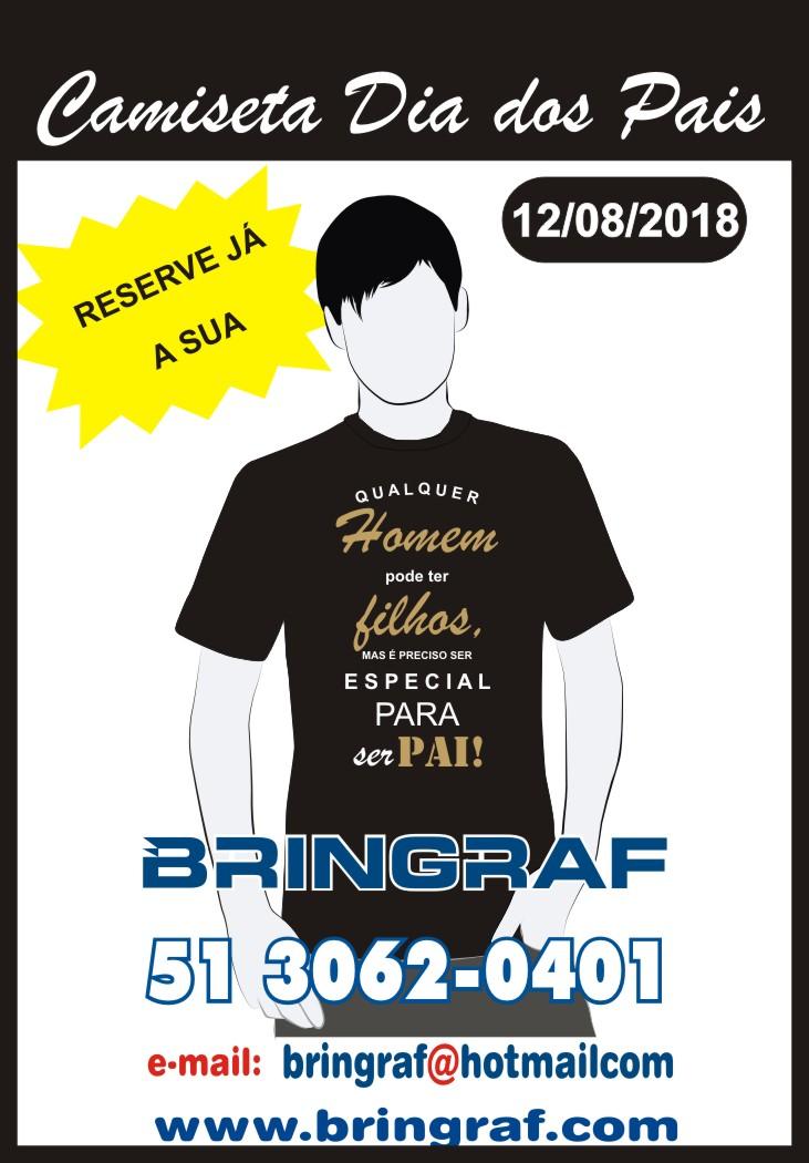 Camisetas Personalizadas Porto Alegre  CAMISETA DIA DOS PAIS dade30fb1c7ef