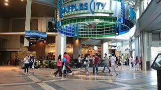 Raffles City Mall Singapore