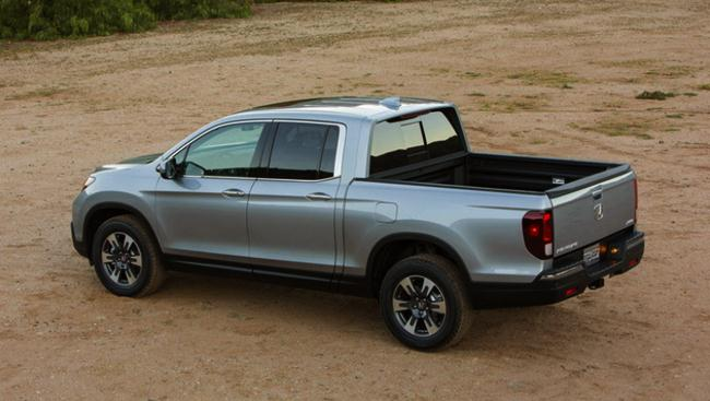 2016 Honda Ridgeline Review