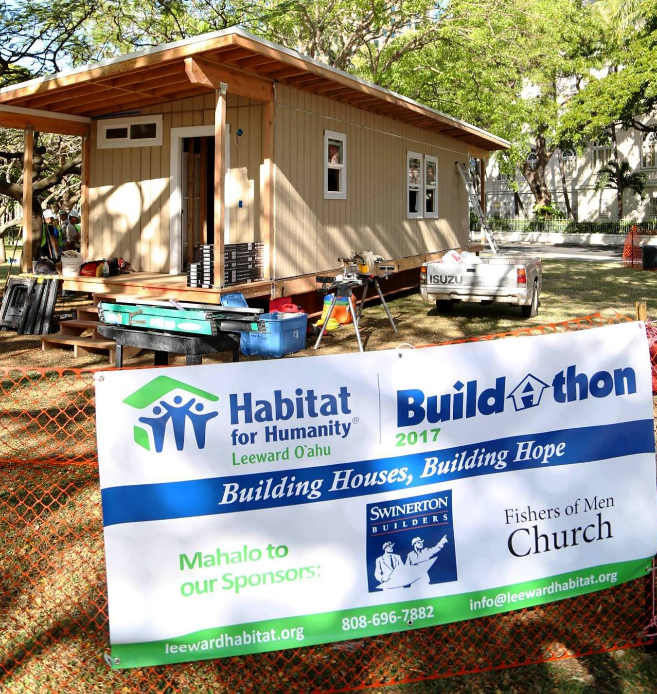 tiny house news. Accessory Dwelling Unit At Capitol Grounds, Courtesy Hawaii Association Of Realtors Tiny House News