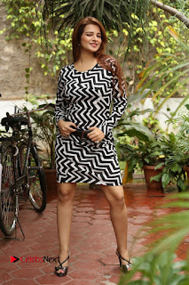 Actress Saloni Latest Pos in Short Dress  0341.JPG