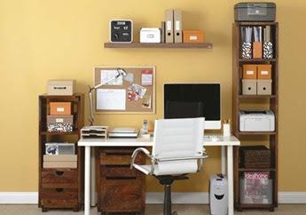 Contoh Desain Ruang Kantor Di Rumah