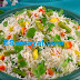 கேப்சிகம் ரைஸ் செய்முறை / Capsicum Rice Recipe !