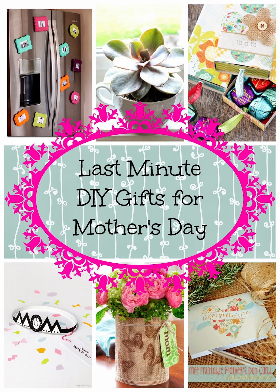 Ambrosia S Creations Diy Last Minute Mother S Day Gift
