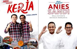 Ini Aturan Main Kampanye Di Putaran Kedua Pilgub DKI Jakarta 2017.
