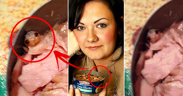 17 Gross Things People Actually Found in Their Food