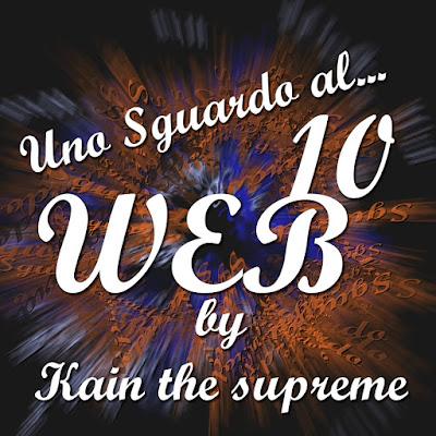 Uno sguardo al #web N° 10