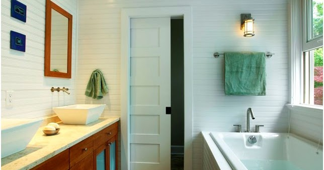 Simplifying Remodeling Make A Powder Room Accessible With