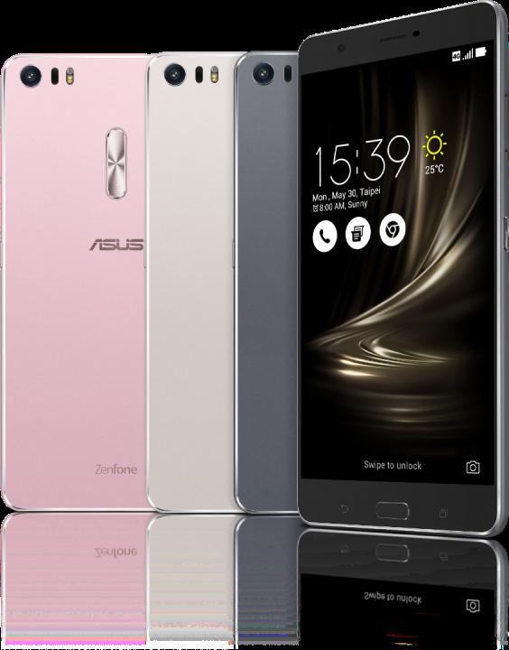 生活技.net: ASUS 發表 ZenFone 3,ZenFone 3 Deluxe 及 ZenFone 3 Ultra