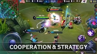 Screenshot Mobile Legends Mod Apk