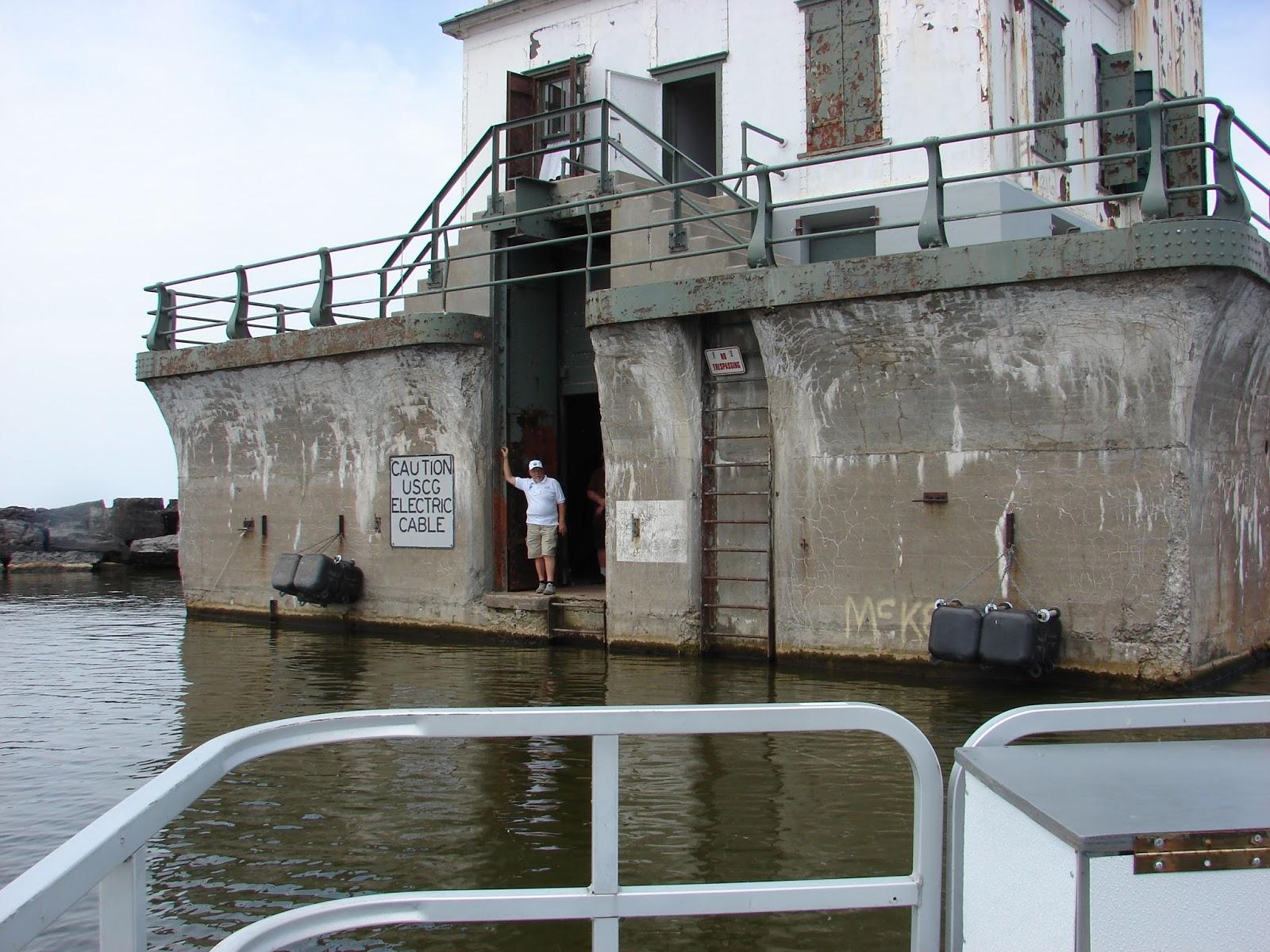 Oswego Lighthouse Boat Tours