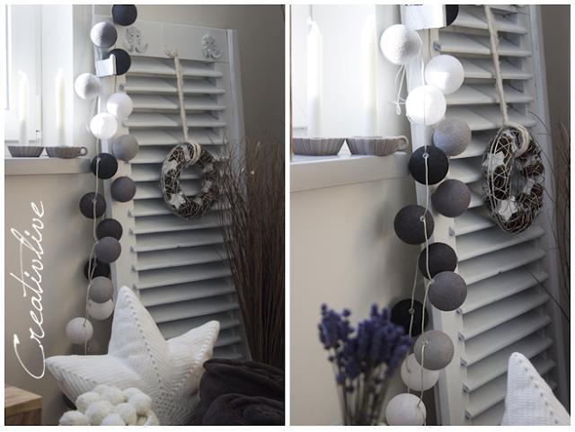 neues jahr neue deko creativlive. Black Bedroom Furniture Sets. Home Design Ideas