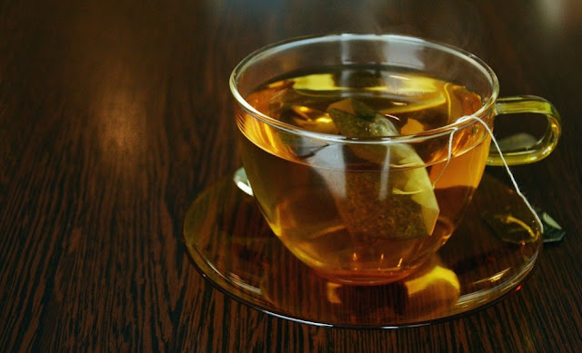 """""""minuman teh paling enak"""""""