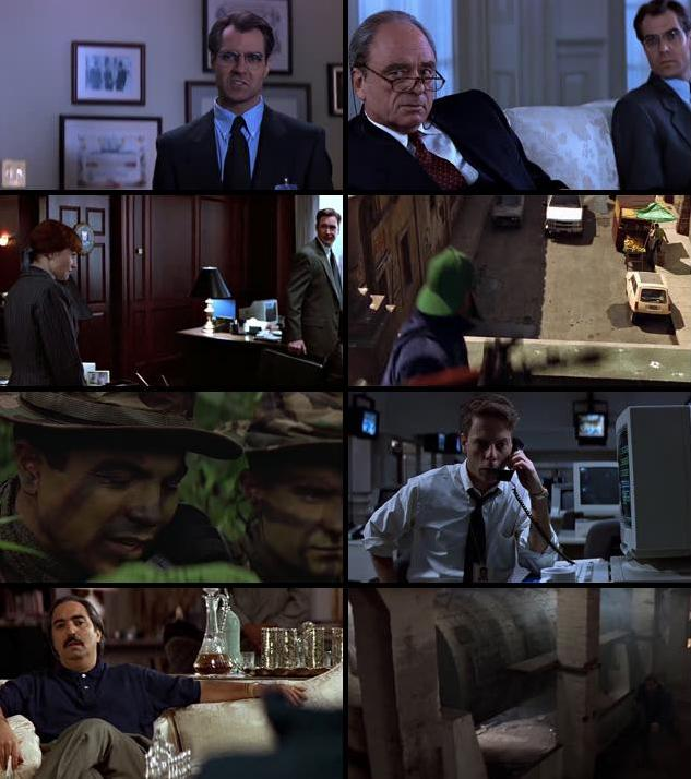 Clear And Present Danger 1994 Dual Audio Hindi 480p BluRay 400mb