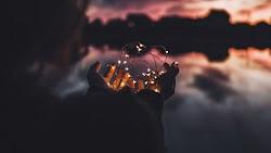 Lights in Her Hands