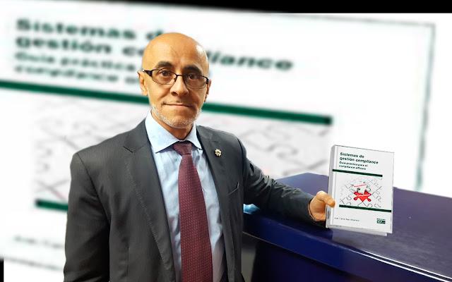 El presidente del consejo General de profesionales compliance con la publicación