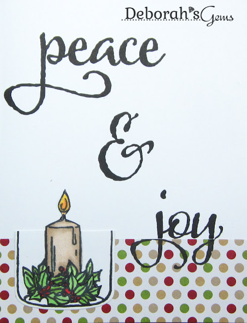 Peace & Joy - photo by Deborah Frings - Deborah's Gems