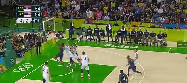 USA vs. Serbia - GOLD Medal Game Full Highlights (VIDEO) Rio Olympics 2016 - Basketball